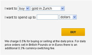 bullionvault lets you buy gold and silver at london daily fix price