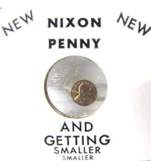 nixon penny and inflation