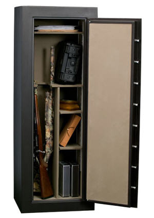 Titan Closet Vault Gun Safe Review