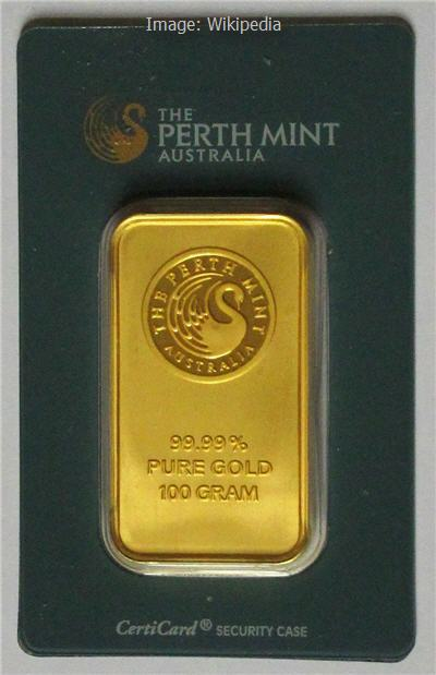 one-ounce-gold-bar-perth-mint