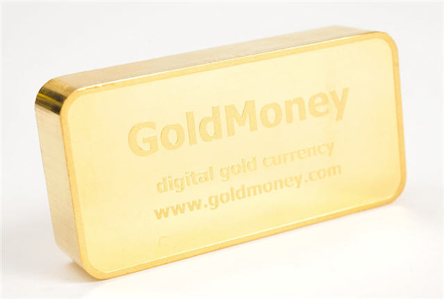 goldmoney-bar