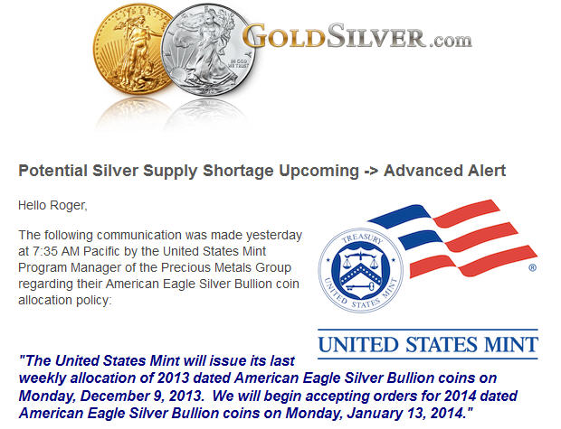 goldsilver.com-announce-silver-shortage
