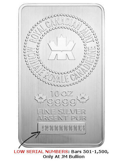 royal-canadian-mint-silver-bars-10-ounce