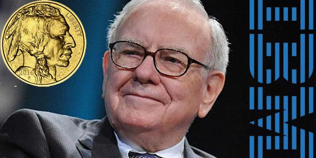 buy-gold-warren-buffett-ibm