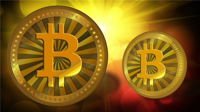 how bitcoin affects gold