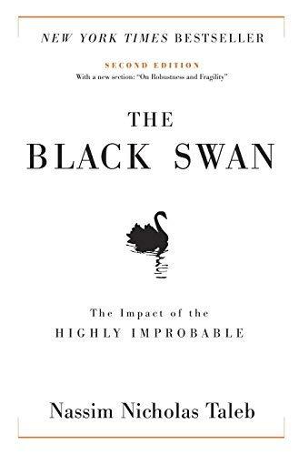 black swan by nassim nicholas taleb